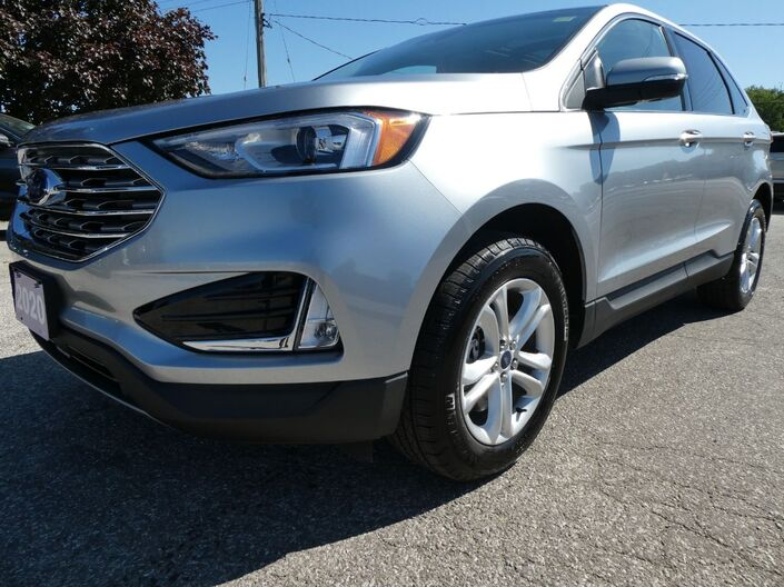 2020 Ford Edge SEL Navigation Heated Seats Remote Start Essex ON