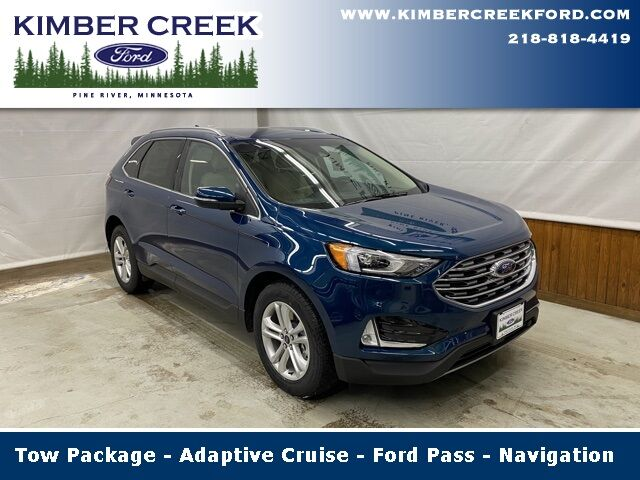2020 Ford Edge SEL Pine River MN
