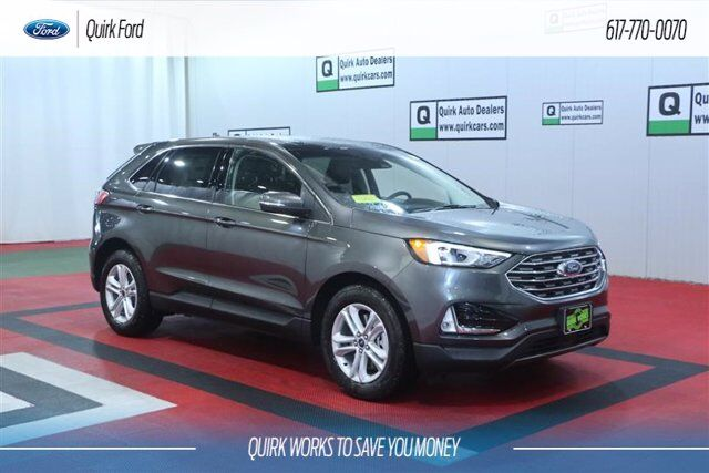 AT RECEIVING LOT AT RECEIVING LOT 2020 Ford Edge SEL Quincy MA