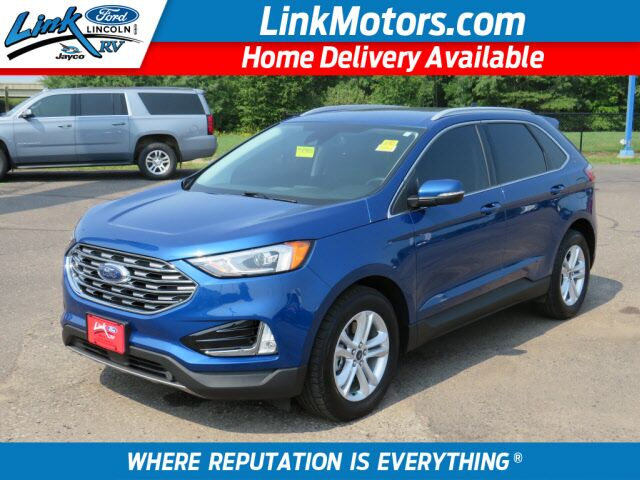 2020 Ford Edge SEL Rice Lake WI