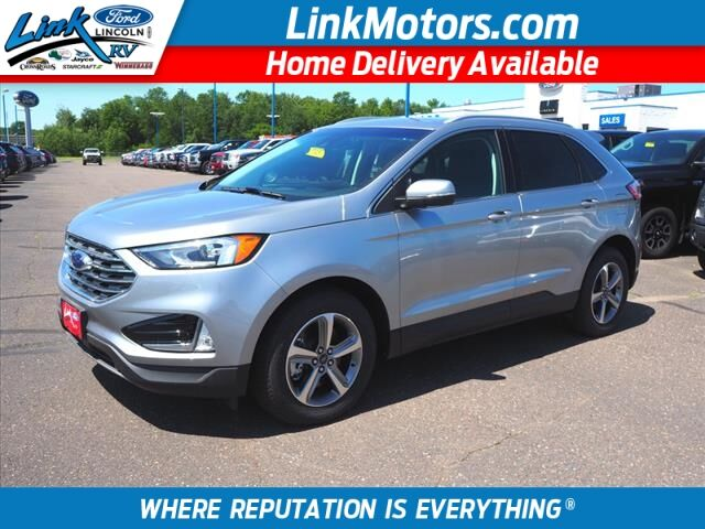 Link Ford Rice Lake >> New 2020 Ford Edge SEL in Rice Lake WI