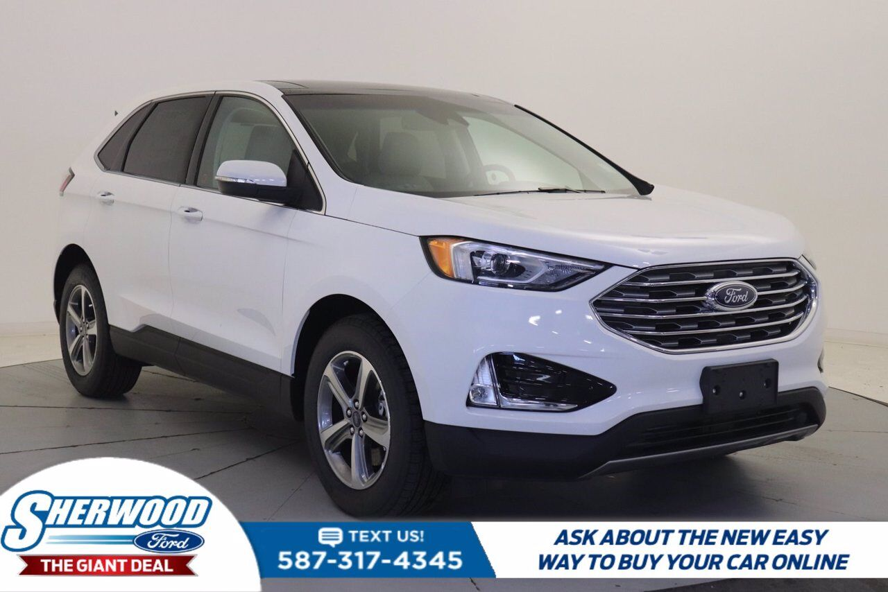 2020 Ford Edge SEL Sherwood Park AB