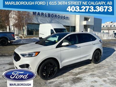2020_Ford_Edge_ST_ Calgary AB