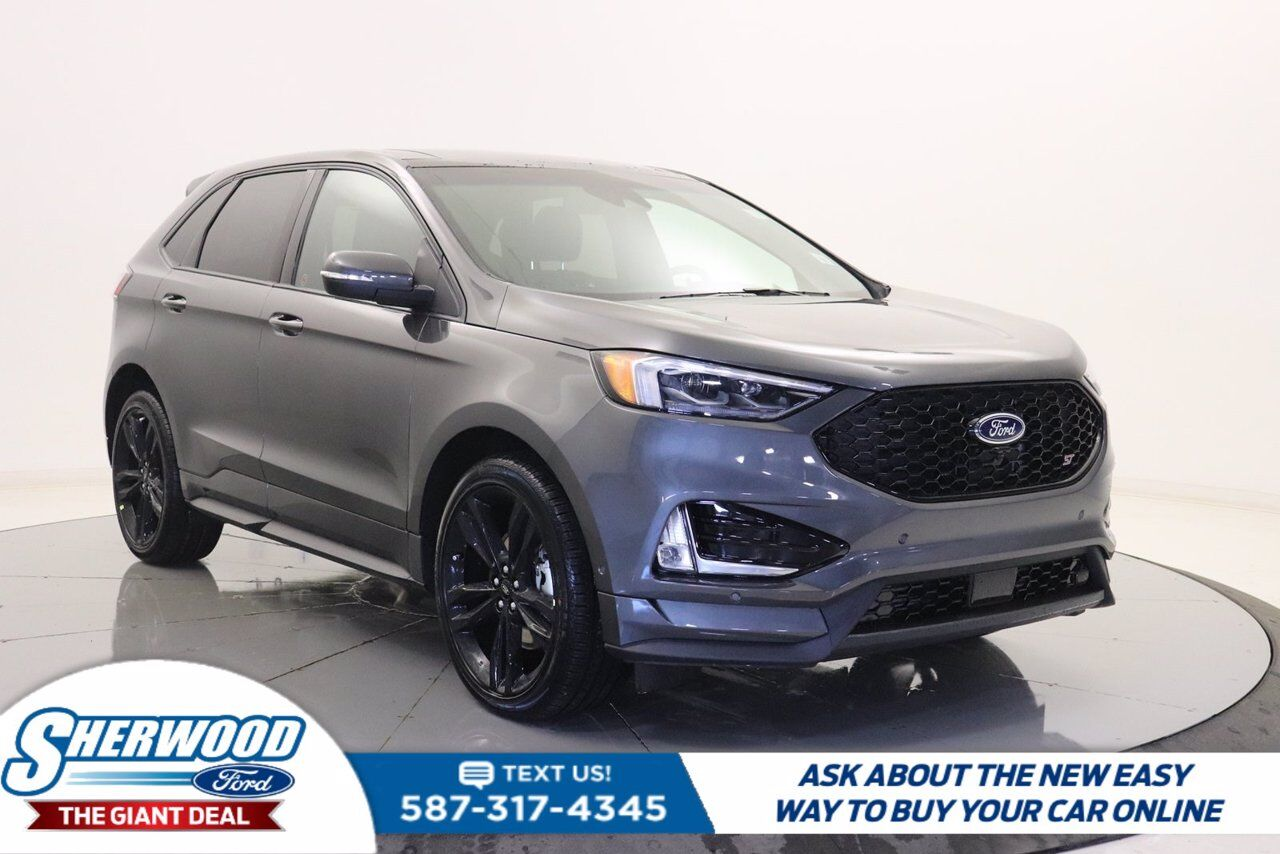 2020 Ford Edge ST Sherwood Park AB