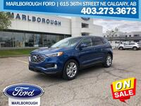 Ford Edge Titanium  - Heated Seats -  Power Tailgate 2020