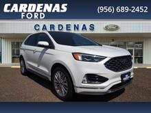 2020_Ford_Edge_Titanium_ McAllen TX