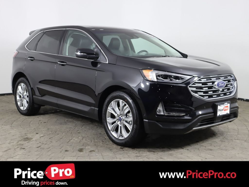 2020 Ford Edge Titanium AWD Ecoboost w/Nav/Pano Roof Maumee OH