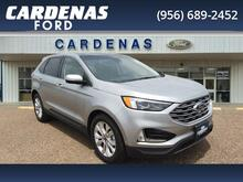 2020_Ford_Edge_Titanium_ Brownsville TX