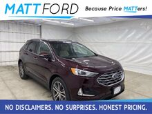 2020_Ford_Edge_Titanium_ Kansas City MO