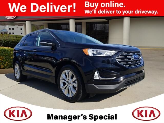 2020 Ford Edge Titanium Chattanooga TN