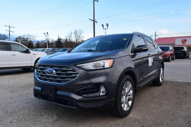 2020 Ford Edge Titanium Essex ON