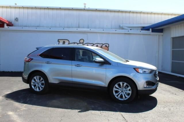 2020 Ford Edge Titanium FWD Fort Scott KS
