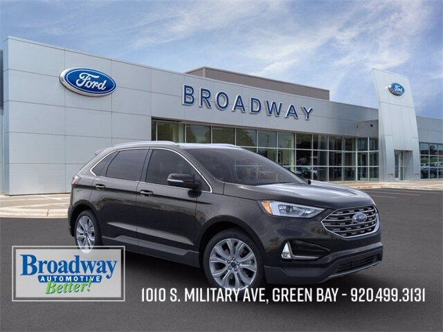 2020 Ford Edge Titanium Green Bay WI