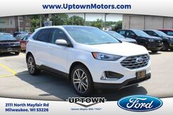 2020_Ford_Edge_Titanium_ Milwaukee and Slinger WI