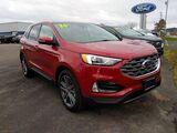 2020 Ford Edge Titanium Video