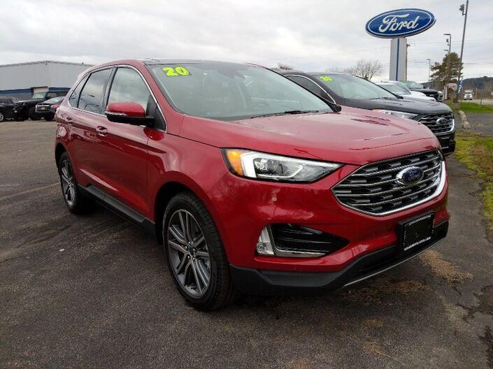 2020 Ford Edge Titanium Owego NY
