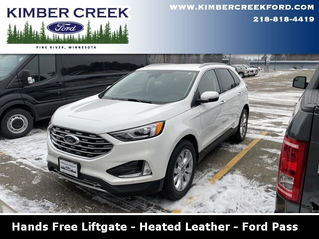 2020 Ford Edge Titanium Pine River MN