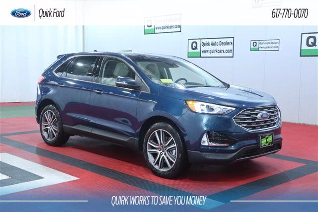 2020 Ford Edge Titanium Quincy MA