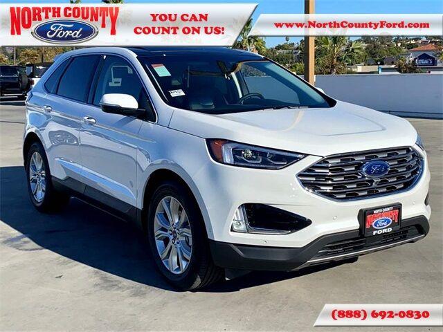 2020 Ford Edge Titanium San Diego County CA