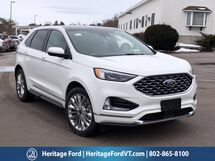 2020 Ford Edge Titanium South Burlington VT