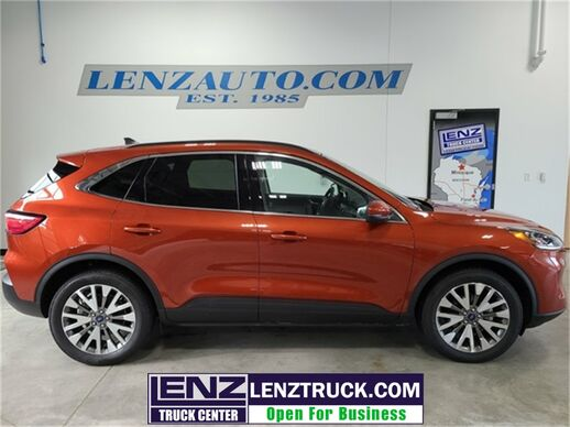 2020_Ford_Escape_AWD Titanium_ Fond du Lac WI