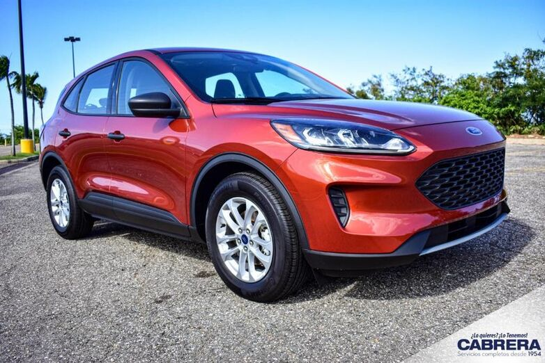 2020 Ford Escape S Arecibo PR