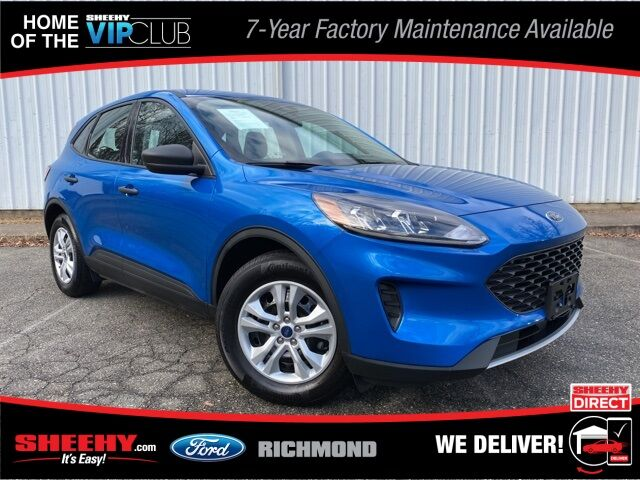 2020 Ford Escape S Richmond VA