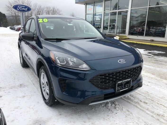 2020 Ford Escape S Owego NY