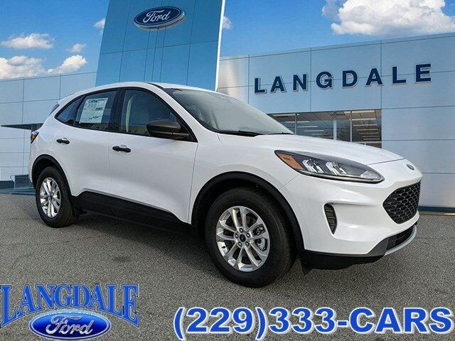 2020 Ford Escape S Valdosta GA