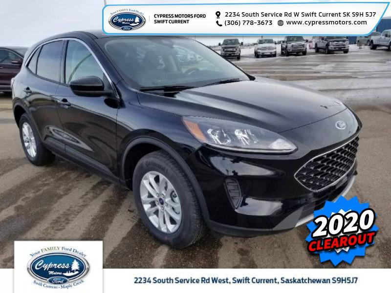 2020 Ford Escape SE  - Heated Seats - $224 B/W Swift Current SK