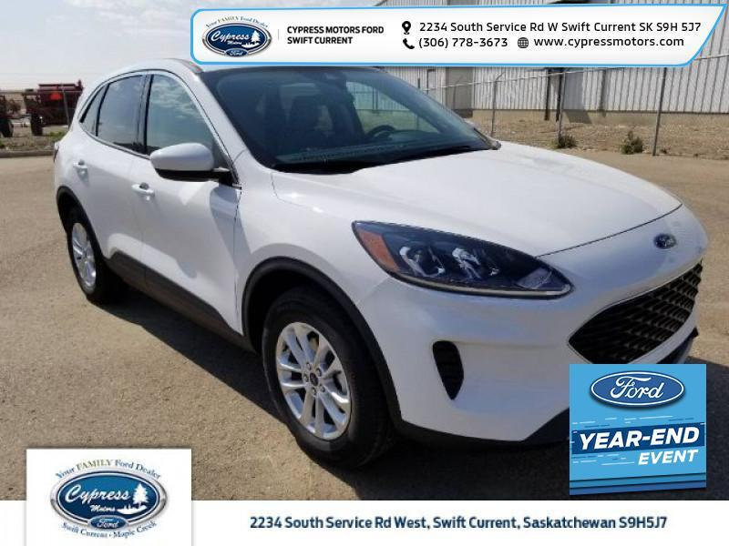 2020 Ford Escape SE  - Heated Seats - $225 B/W Swift Current SK