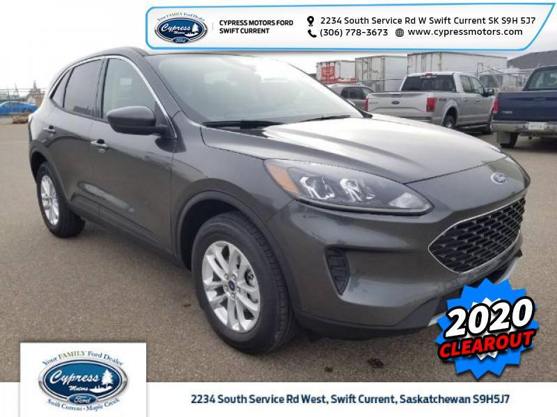 2020 Ford Escape SE  - Heated Seats - $227 B/W Swift Current SK