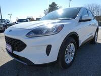2020 Ford Escape SE | Blind Spot Detection | Heated Seats | Back Up Cam