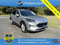2020 Ford Escape SE ** Pohanka Certified 10 Year / 100,000 **