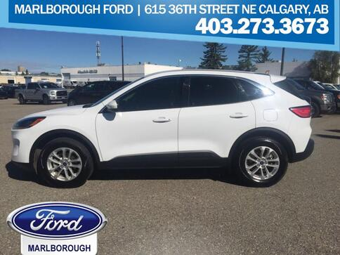 2020_Ford_Escape_SE 4WD  - Certified - Heated Seats_ Calgary AB