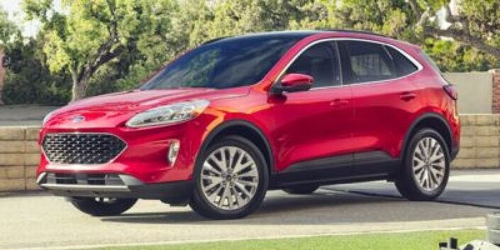 2020 Ford Escape SE 4WD Calgary AB