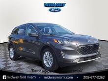 2020_Ford_Escape_SE_ Miami FL
