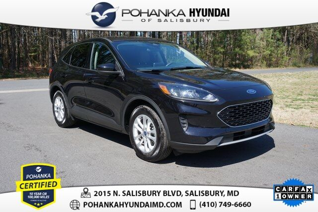 2020 Ford Escape SE **ONE OWNER** Salisbury MD
