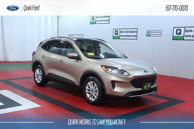 2020 Ford Escape SE Quincy MA