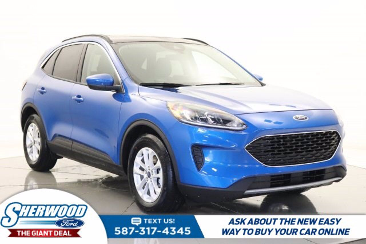 2020 Ford Escape SE Sherwood Park AB