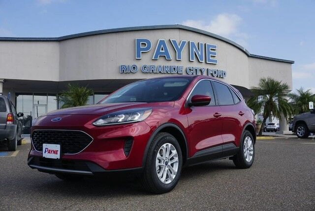 2020 Ford Escape SE Weslaco TX