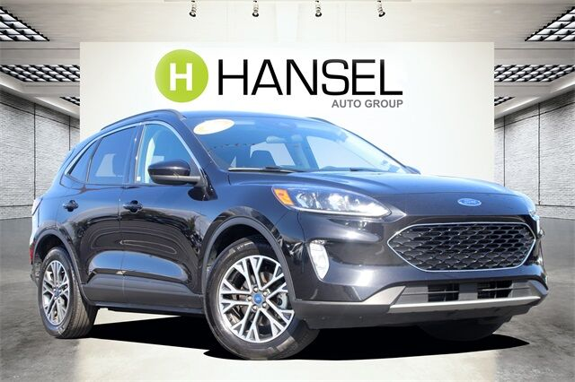 2020 Ford Escape SEL Santa Rosa CA