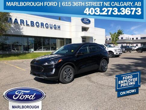 2020_Ford_Escape_SEL 4WD  - ActiveX Seats -  Power Liftgate_ Calgary AB