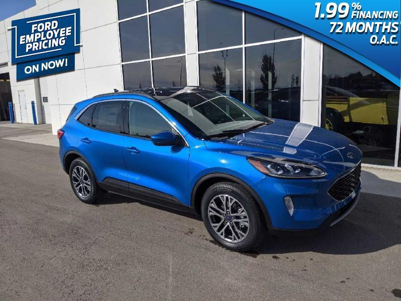 2020_Ford_Escape_SEL 4WD_ Claresholm AB