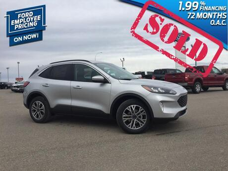 2020 Ford Escape SEL 4WD Claresholm AB