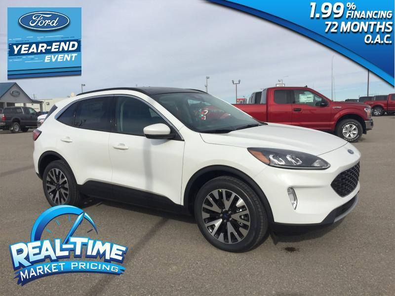 2020_Ford_Escape_SEL 4WD_ High River AB