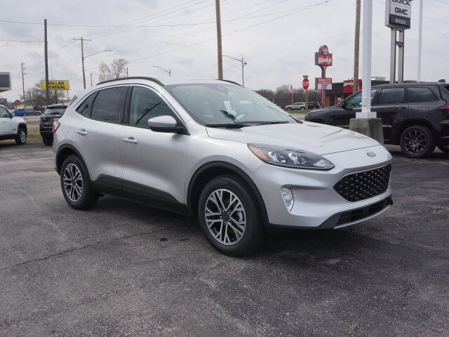 2020 Ford Escape SEL AWD Fort Scott KS