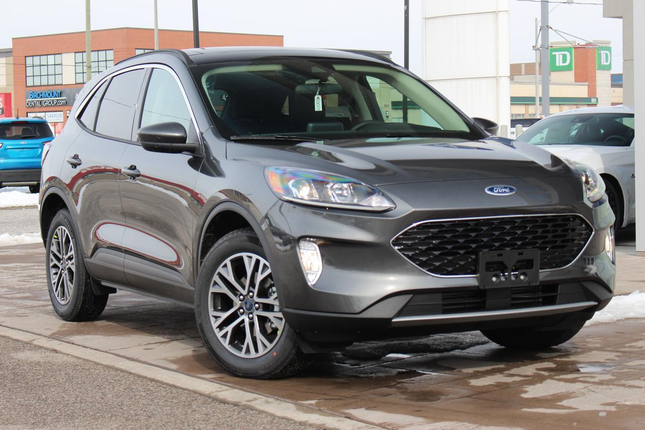 2020 Ford Escape SEL AWD Scarborough ON