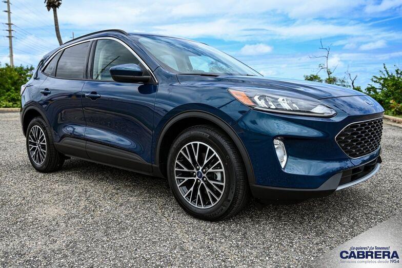 2020 Ford Escape SEL Arecibo PR