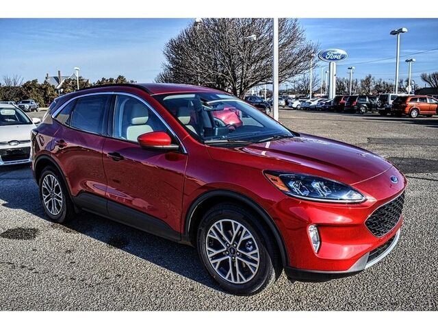 2020 Ford Escape SEL Dumas TX